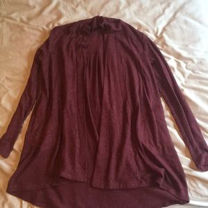 Cardigan From Anthropologie